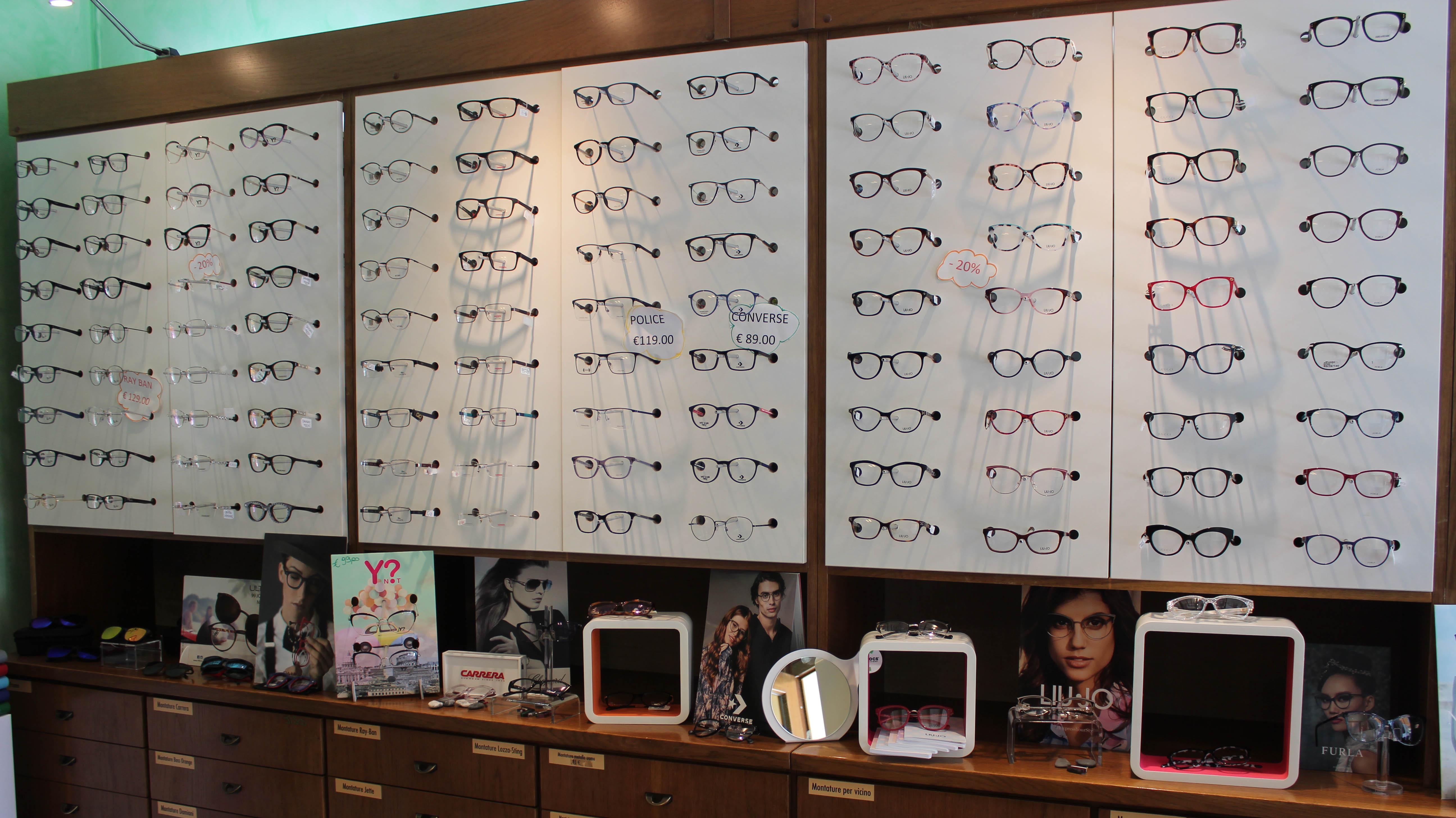 Gli occhiali sono anche moda!